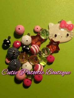Kitty Necklace KIT by CuTiEpAtOoTieBsHoP on Etsy, $6.50