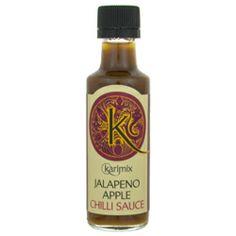 Jalapeno Apple Chilli Sauce - Karimix