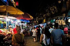 Haggling After Dark: The World's Most Interesting Night Markets