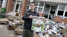 Terror se manifiesta en Alemania con ataques a un diario reprodujo caricaturas de «Charlie Hebdo»