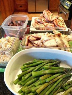 Food prep nevers stops!