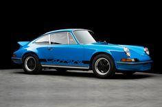 #Porsche #911 Carrera #RS 2.7