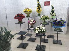 Подставки для цветов из чермета Plants, Plant, Planets