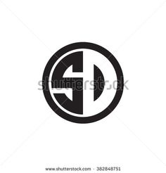 Find Gb Initial Letters Circle Monogram Logo stock images in HD and millions of other royalty-free stock photos, illustrations and vectors in the Shutterstock collection. Circle Monogram, Monogram Logo, Monogram Initials, Sd Logo, Flat Logo, Initial Letters, Letter Logo, Logo Monogramme, Branding Design