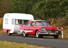 BIG 5-8...ooooh..the trailer or the gorgeous car?  I'm drooling!