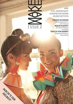 MAKEMAKE  Das moderne Bastelmagazin http://www.makemake-magazin.de/