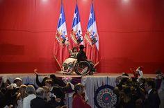 Inauguración Fonda Oficial
