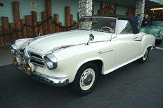 1960 Borgward Isabella Cabrio