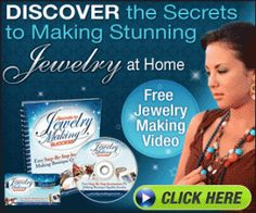 Fun jewelry making instruction videos