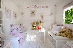 casinha de boneca decorada