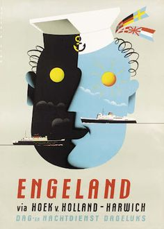"dutch ""travel to the uk"" poster"