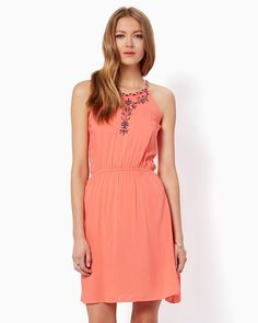Sweet Suzi Dress | UPC: 3000727976 Tangerine, Orange, COTM