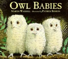 Owl Babies by Martin Waddell, http://www.amazon.co.uk/dp/074454923X/ref=cm_sw_r_pi_dp_HJlnsb16E46W8