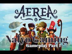 AereA, PS4 Gameplay Episode 1
