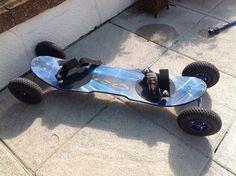 Kheo Air-X all terrain board