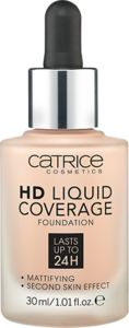 HD Liquid Coverage Foundation 010 Light Beige