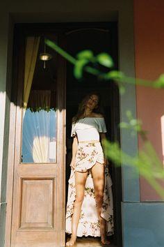 Monica Maxi Skirt - Flynn Skye