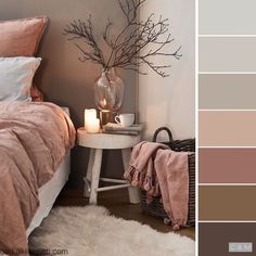 15 Trendy Bedroom Gray Beige Wall Colors wall bedroom is part of Bedroom color schemes - Attic Master Bedroom, Gray Bedroom, Trendy Bedroom, Gray Bedding, Bedroom Girls, Brown Bedrooms, Modern Bedroom, Master Suite, Bedding Sets