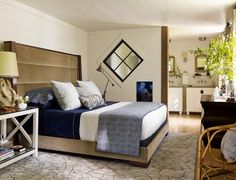 3 Interesting Clever Tips: Small Living Room Remodel Interiors living room remodel before and after pictures.Small Living Room Remodel With Fireplace living room remodel with fireplace hearth.Living Room Remodel On A Budget Life. Best Bedroom Colors, Blue Bedroom, Bedroom Decor, Bedroom Ideas, Master Bedroom, Master Suite, Bedroom Photos, Blue Bedding, Cozy Bedroom