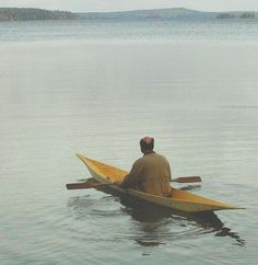 How To: Make a Canoe from a Single Sheet of Plywood | Man Made DIY | Crafts for Men | Keywords: canoe, boat, wood, how-to