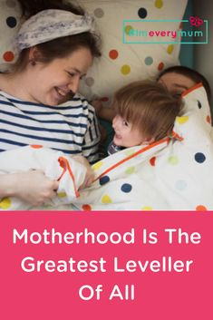 Motherhood Is The Greatest Leveller Of All Hard Quotes, Mom Quotes, Parenting Plan, Parenting Styles, Single Mum, Working Mums, Quotes About Motherhood, Childcare, Family Life