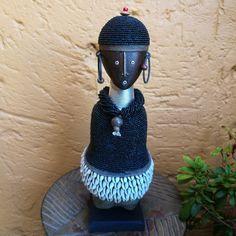 Handmade from Cameroon.