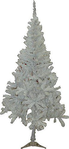 HB 6 Ft Charlie Artificial White Pine Christmas Tree 450 Tips  Unlit ** Want to know more, click on the image.