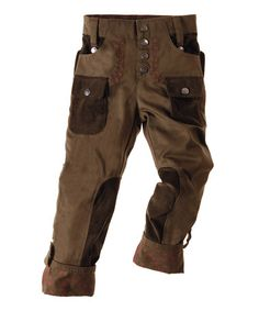 Another great find on #zulily! Brown Button-Up Pants - Toddler & Boys by Vicious Wear #zulilyfinds