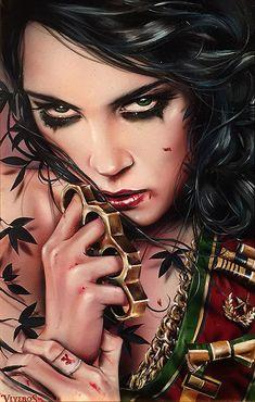 "Matador | Thinkspace Gallery Brian M. Viveros: ""Brass"""