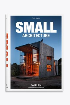 Small architecture hardcover