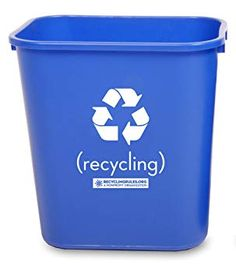 Outdoor Recycling Bin