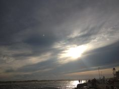 The inlet Ocean City Maryland