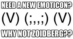 Zoidberg!