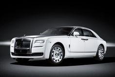 Gelimiteerde Rolls-Royce Ghost Eternal Love | Autonieuws - AutoWeek.nl