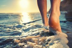 The simple act of walking barefoot offers so many benefits that often get overlooked by mainstream society. Walking barefoot actually provides more health..