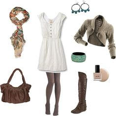 boho chic, created by janelle-barrett.polyvore.com