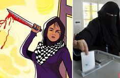 Varias candidaturas de las que concurren a las próximas elecciones municipales* palestinas decidieron omitir los nombres y las fotos de las candidatas, provocando la indignación de las mujeres y de…