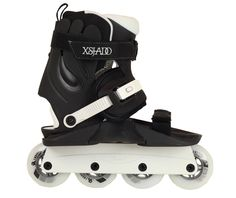 Xsjado Skeleton Powerblade Skate! I hear these, they've done me so proud :)