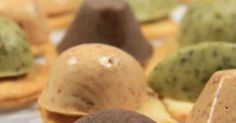 Bouchées de bavarois apéro salés