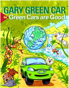 Green Cars Are Good