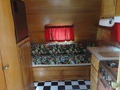 My vintage camper! :)