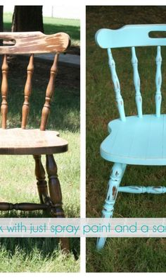 how to distress furniture with spray paint and a sander is part of Painting wooden furniture - How to distress furniture with spray paint and a sander to achieve an aged look Furniture Projects, Kitchen Furniture, Furniture Makeover, Diy Furniture, Diy Projects, Levin Furniture, Furniture Stores, Furniture Direct, Leather Furniture