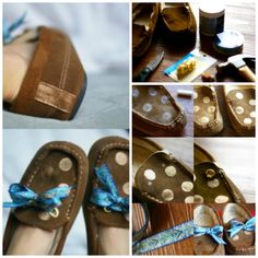 <b>Keep your toes toasty this fall with cute DIY footwear.</b>