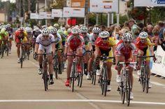 Prva etapa La Route de France, kjer se preskušajo tudi kolesarke Btc City Ljubljana.