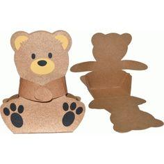 Silhouette Design Store: teddy box