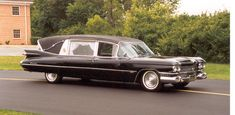 The beauty of the 59 Cadillac Hearse makes my eyes well up.
