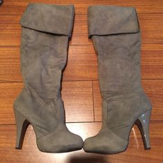 Sexy boots Very sexy boots size 6. This  boots been worn only twice. Anne Michelle Shoes Ankle Boots & Booties