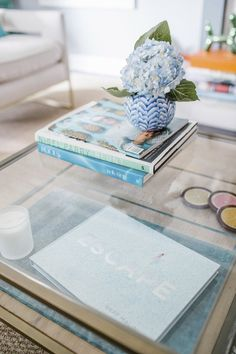3 Ways to Style Your Coffee Table Around ESCAPE - GrayMalin.com