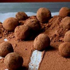 Chocolate Marijuana Truffle Recipe
