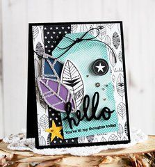 Get more inspiration in the Scrapbook.com Card Gallery
